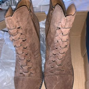 New in box bootie